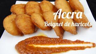 Accra (beignet De Haricots)