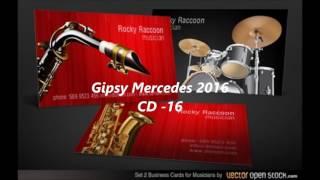 Gipsy Mercedes 2016 CD 16 Disko 70 08
