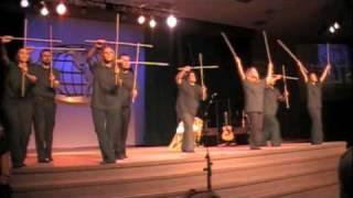 Victory Christmas Sticks Dance