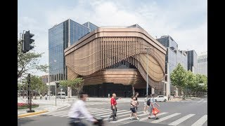 5 Unique Building Designs With Spectacular Moving Facade