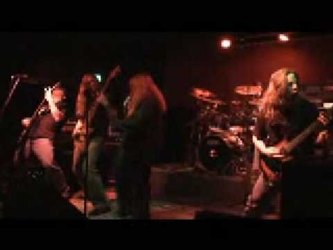 Cryptic Shade - Crimson Solace (01-16-09 @ Tonic Lounge)