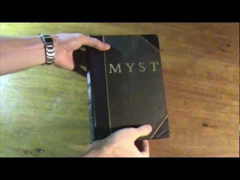 This Replica Myst Book Plays All The Myst Games