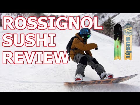 Rossignol Sushi Snowboard Review