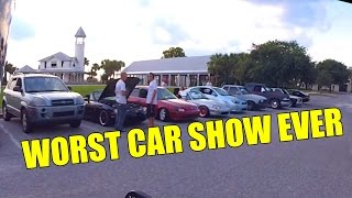 The Worst Car Show Ever & Rollin