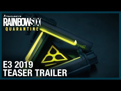 Download Rainbow Six Quarantine: E3 2019 Teaser Trailer | Ubisoft [NA] HD Mp4 3GP Video and MP3
