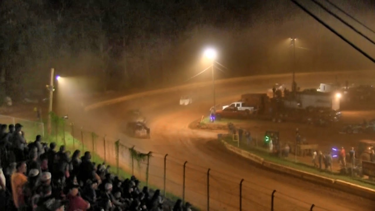 Limited Main at Toccoa Raceway August 3rd 2019