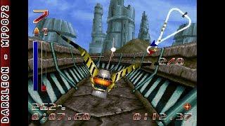 PlayStation - CyberSpeed (1995)