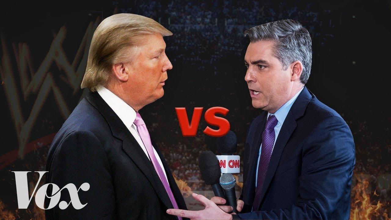 How Trump wins press conferences thumbnail