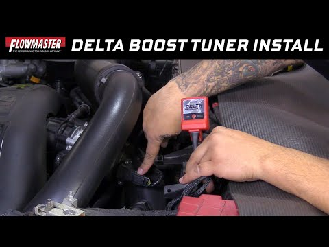 2010-18 3.5L Ford EcoBoost Engines - Delta Boost Performance Tuner