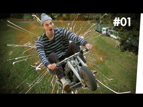 Die verrücktesten Fahrzeuge Teil 3.1 | Kliemannsland-Karren-Quartett