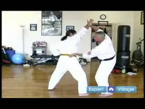 Beginner Kyokushin Karate Techniques : How to Do a Side Strike to the Body in Kyokushin Karate