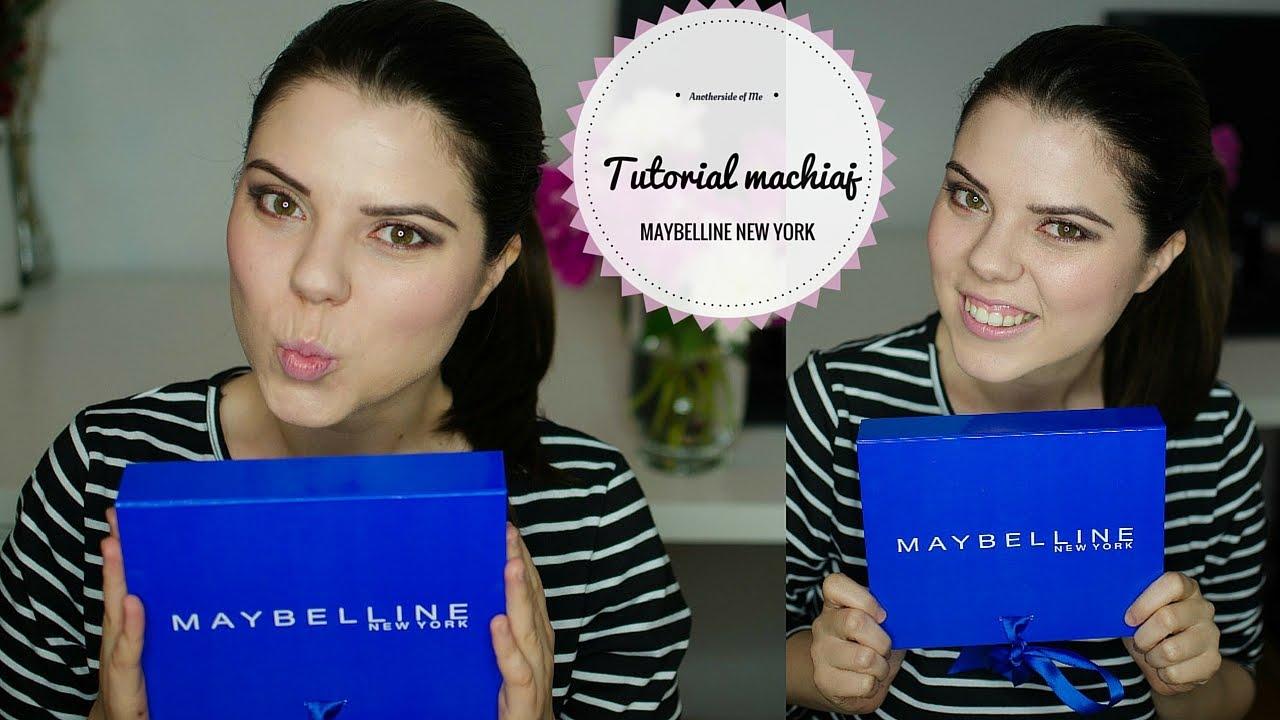 One brand tutorial: Maybelline