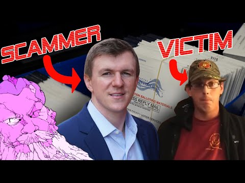 No Fraud But Their Own: EXPOSING the Latest Project Veritas SCAM