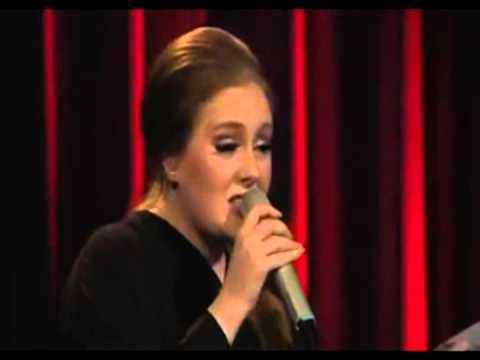 You Make Me Feel (Like a Natural Woman) - Adele