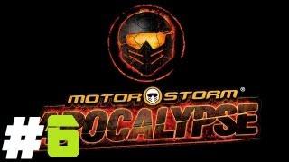 "MotorStorm: Apocalypse - Tyler ""The Pro"" Pt.6 || PS3 || What A Crazy Fight"