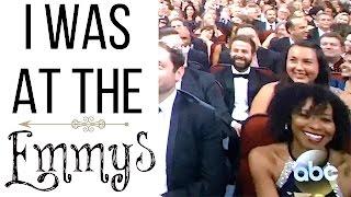 I Was An Emmys Seatfiller?!? | ICLA Fall 2016