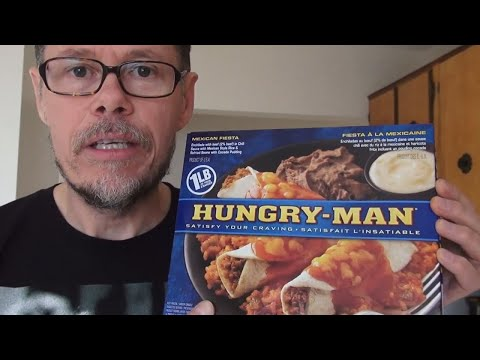 Hungry-Man Mexican Style Fiesta Review
