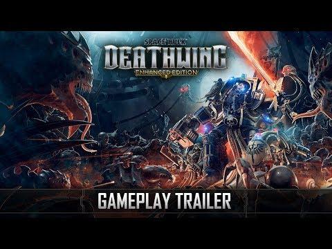 Space Hulk: Deathwing Enhanced Edition - Gameplay Trailer thumbnail