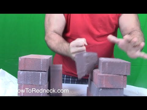 How To Easily Break Bricks with your Bare Hands