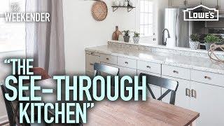 The Weekender: The See-Through Kitchen (Season 4, Episode 5)