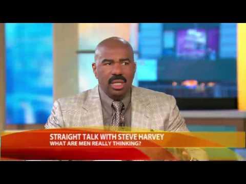 Going Inside a Man's Mind With Steve Harvey