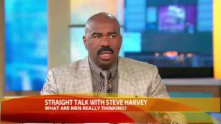 Going Inside a Man's Mind With Steve Harvey