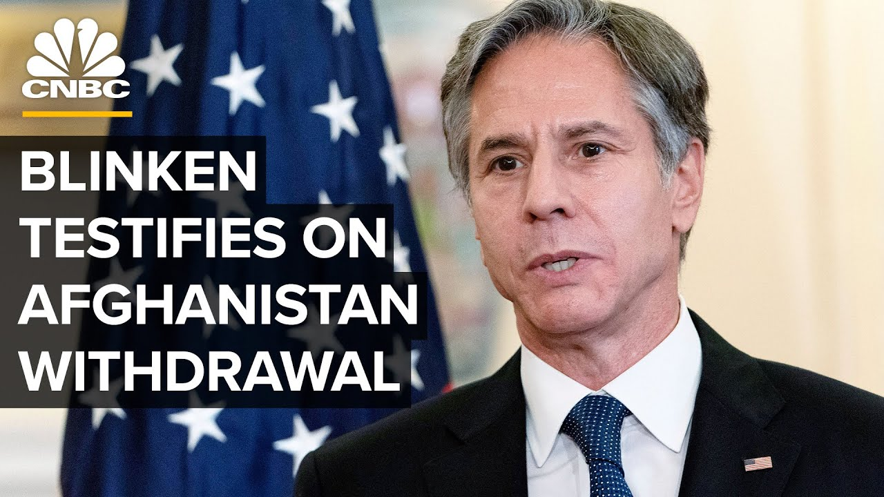 Secretary Antony Blinken affirms prior to Congress on the Afghanistan withdrawal-- 9/14/2021 thumbnail