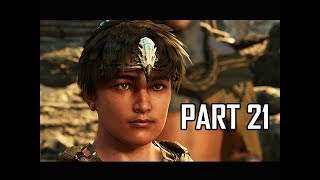 Shadow of the Tomb Raider Walkthrough Part 21 - Prince (Let's Play Gameplay Commentary)