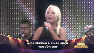 Ajda Pekkan & Sinan Akçıl - Hoşgör Sen (Canlı Performans)