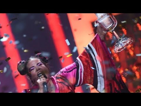 Israel: Netta wins Eurovision with quirky clucking 'Toy'