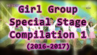 Download Video K-Pop Special Stages 2016-2017 [Girl Groups] MP3 3GP MP4