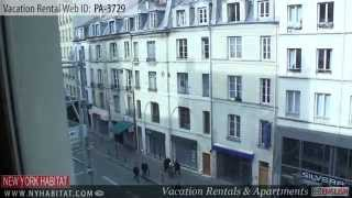 preview picture of video 'Video Tour of a 4-Bedroom Vacation Rental Apartment in Bastille, Paris'