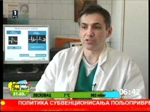 U liječenju hipertenzije lasera