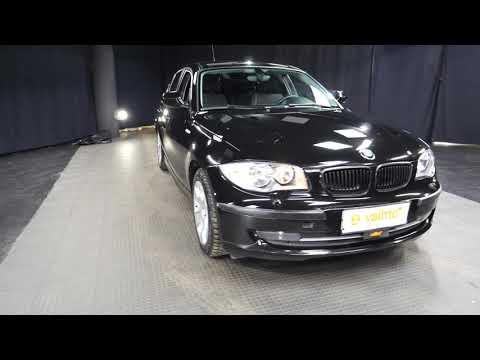 BMW 1-sarja 116 i E87 Hatchback 5-ov Business, Monikäyttö, Manuaali, Bensiini, LYV-187