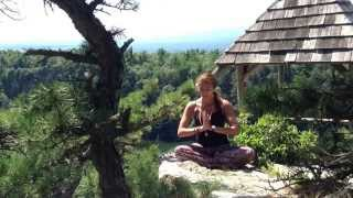 Meditation to bless yourself