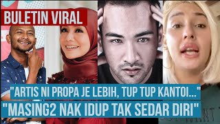 Mira Filzah Kantoi,Sindiran Zarina Anjoulie Makan Dlm, Siti Sarah Terpalit, Black Belanja Sewa Rumah