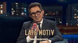 LATE MOTIV   Berto Romero. El Señor Ricitos I #LateMotiv574