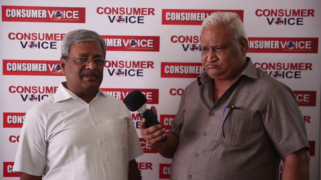 Consumer Voice Testimonial