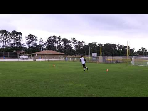 Stephon Green- wide swing route