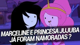 Stick - Marceline E Princesa Jujuba Já Foram Namoradas ?