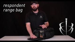 BlackHeart - Respondent Range Bag Overview