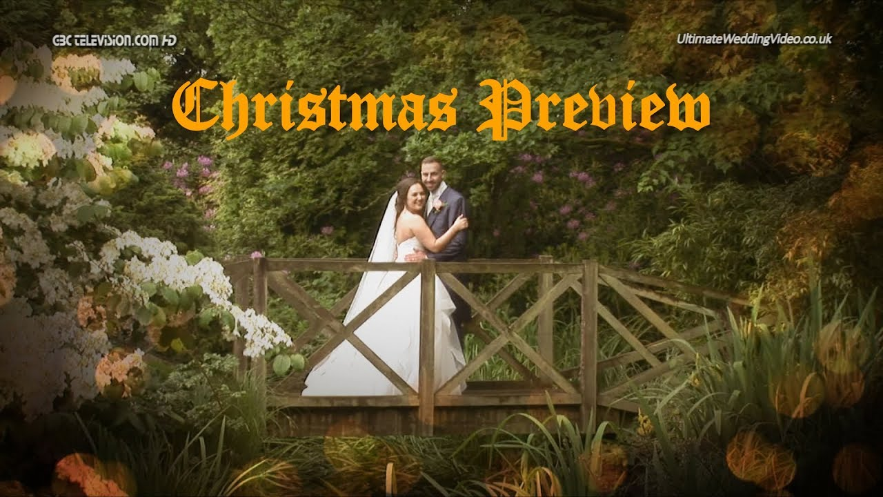 Hannah & Darren: A Christmas Preview