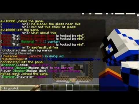 eigenen server in minecraft
