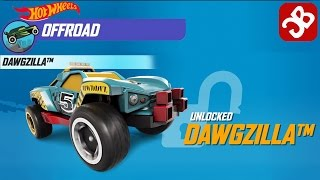 Hot Wheels: Race Off - Unlock DAWGZILLA Car - iOS/Android - Gameplay Video