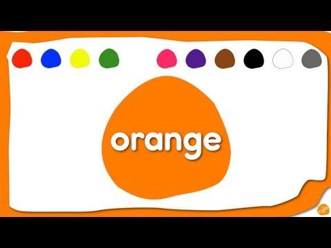 Learn Colors - Preschool Chant - Colors Song for Preschool by ELF Learning - ELF Kids Videos