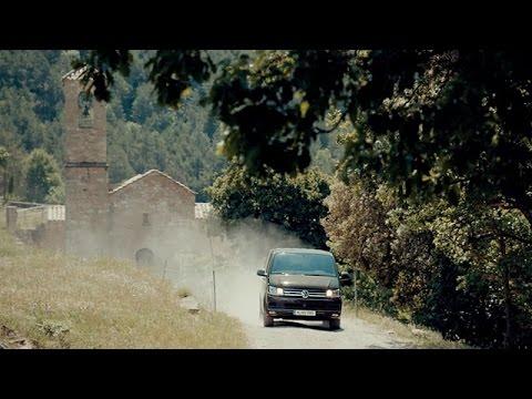 Volkswagen  T6 Multivan Минивен класса M - рекламное видео 2