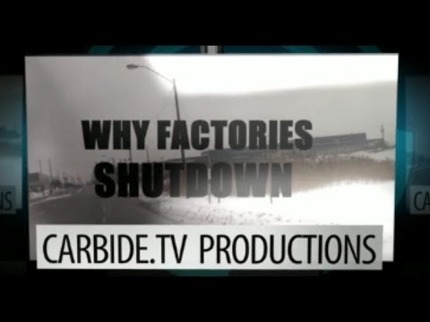 Why Factories Shutdown - Part 1  of Documentary Series