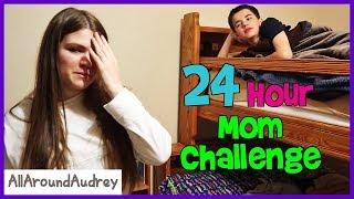 24 Hour Overnight Mom Challenge  AllAroundAudrey