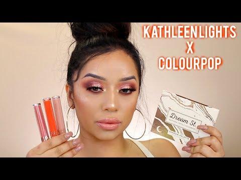 Colourpop x Kathleen Lights Dream St. Shadow Palette by Colourpop #10