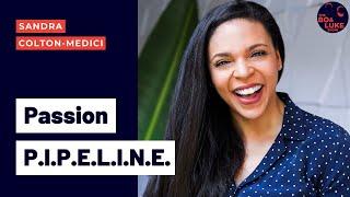 Dr. Sandra Colton-Medici - Author, Educator, & Artist (Season 2, Ep. 16)